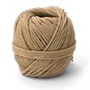 Double twisted hemp twine 6/1 500gr