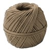 Double twisted hemp twine 6/3 500gr